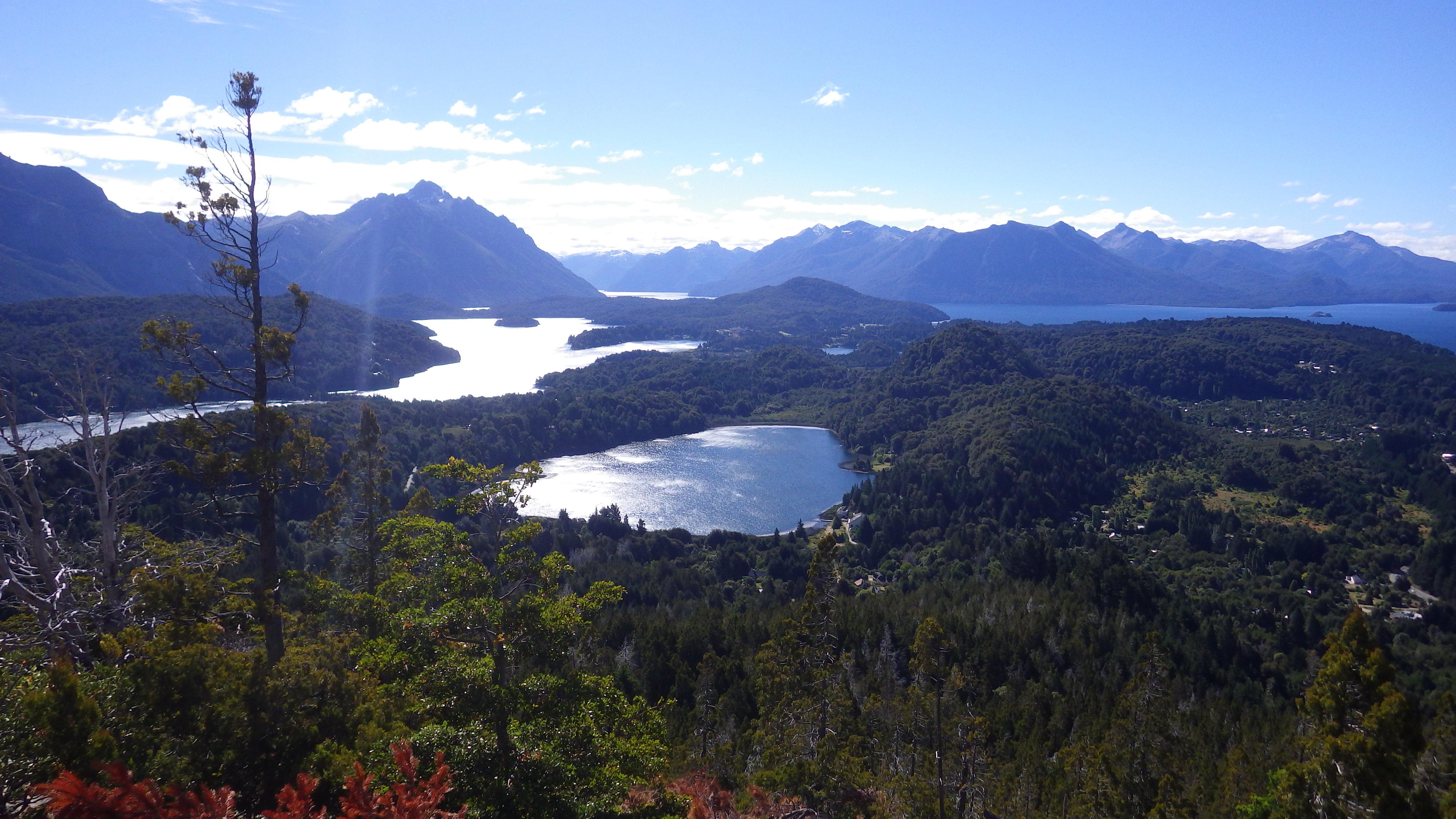 Cerro Campanario Viewpoint